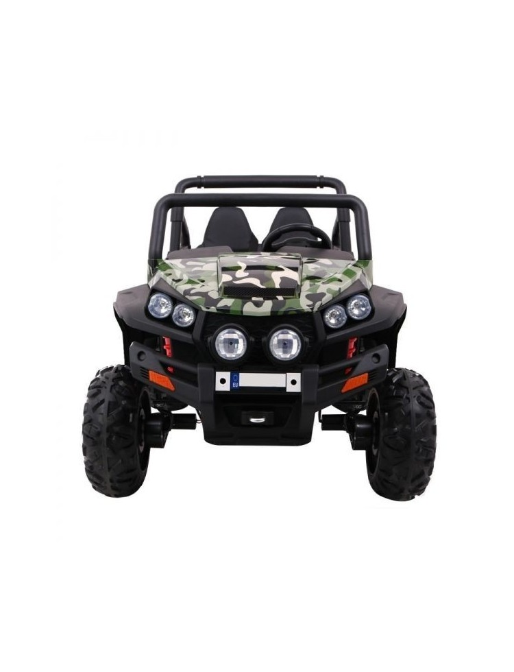 2x12 Volts Grand 4x4 buggy électrique...