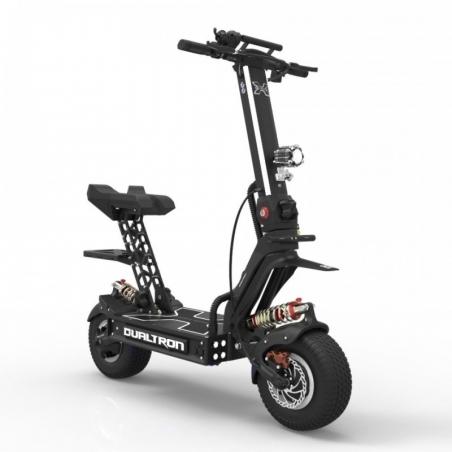 Minimotors Dualtron X avec siege puissance autonomie maximale