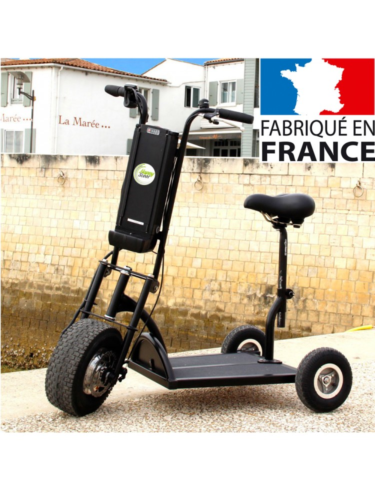 Trottinette tricycle électrique pour...