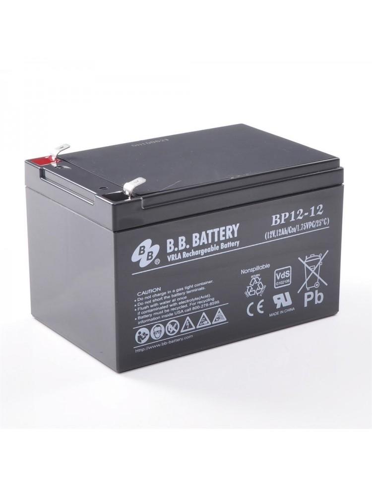batterie 12 volts 7 AH
