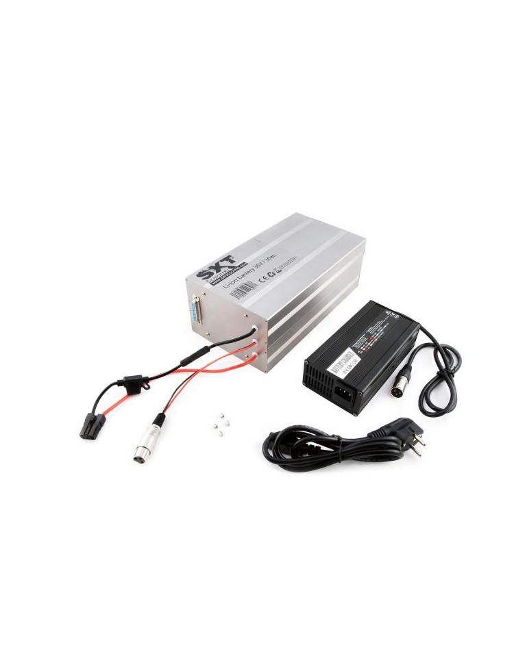 Batterie 36V 30 ah lithium LifePo4