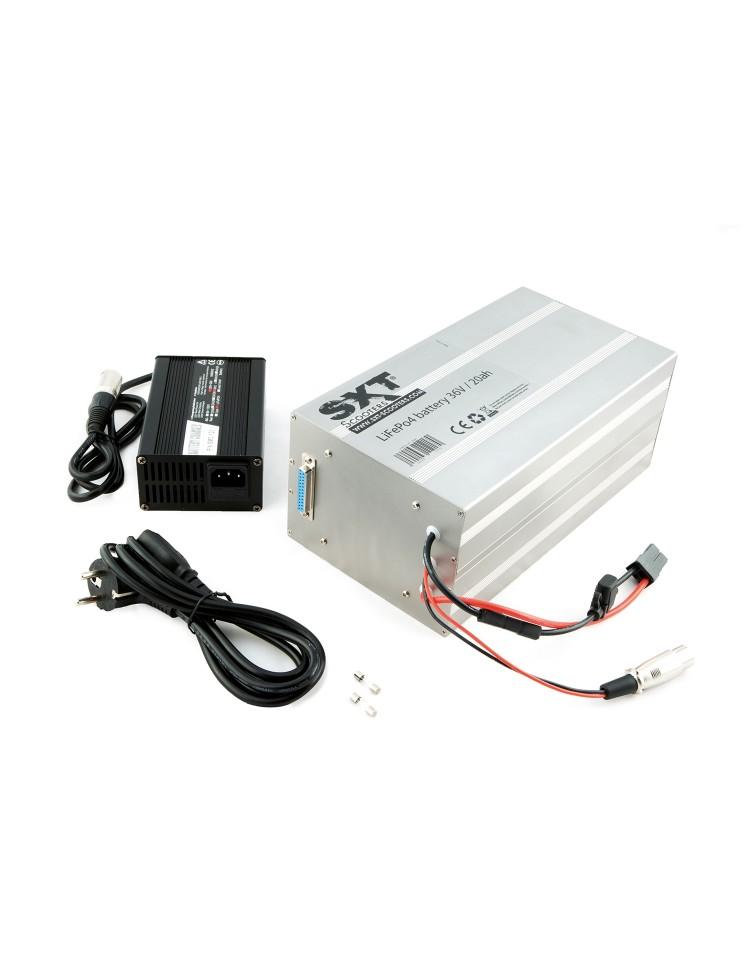 Batterie 36V 20 ah Lithium LifePo4