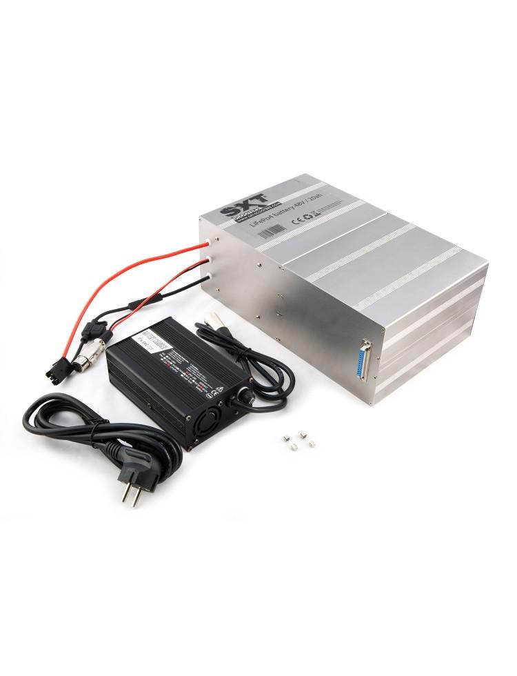 Batterie 48V 20 Ah Lithium LifePo