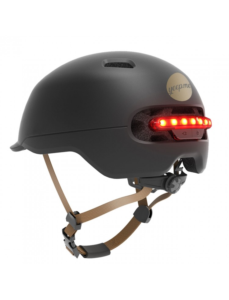 Casque intelligent LED pour...