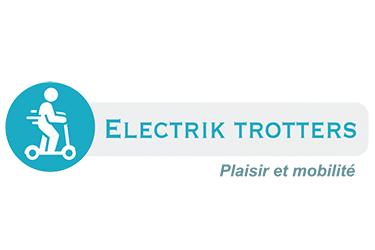 Logo Electrik Trotters